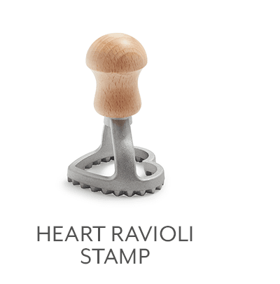 Heart Ravioli Stamp