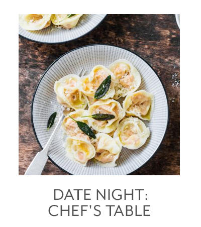 Class - Date Night: Chef's Table