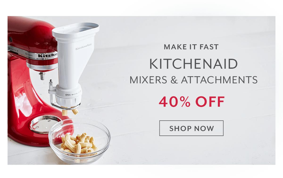 KitchenAid® Pasta Extruder