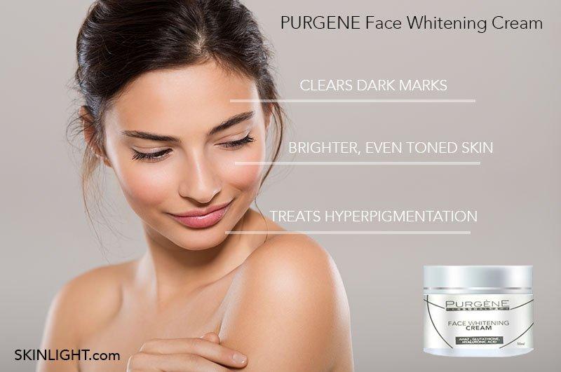 SKINLIGHT: New Glutathione Skin Lightening Cream - Incredibly