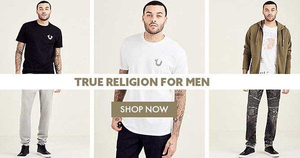 TRUE RELIGION DENIM
