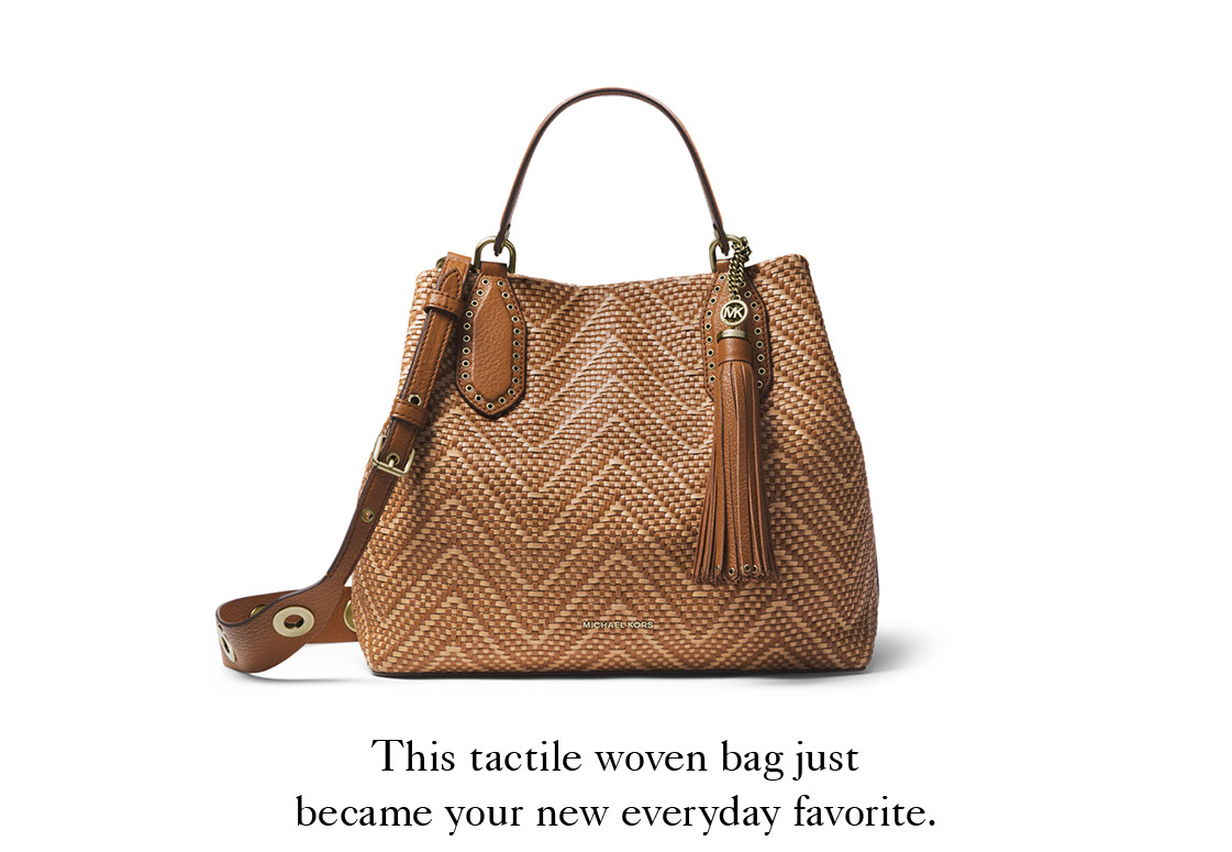 Michael Kors The Shape Of Glamour Milled