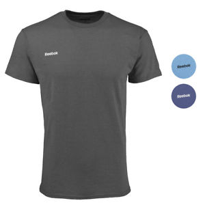 Click here for more details on Reebok Men's Heathered T-Shirt