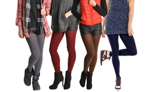 Angelina Thermal Tights (6-Pack)