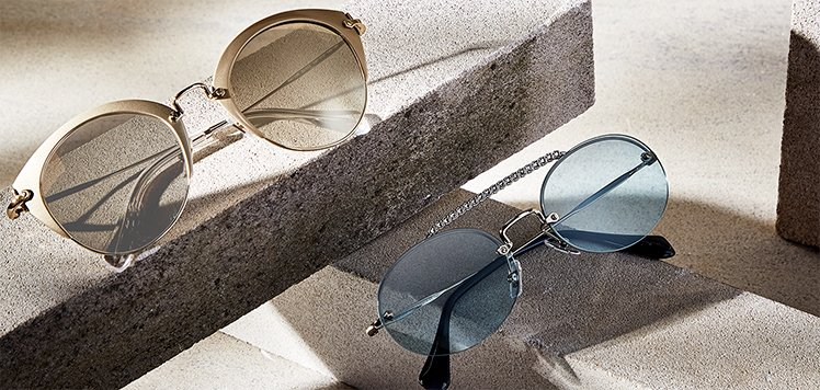 Luxury Sunglasses With Linda Farrow