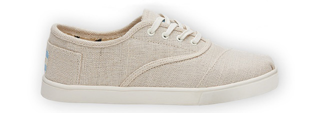 Natural Heritage Canvas Men's Cordones