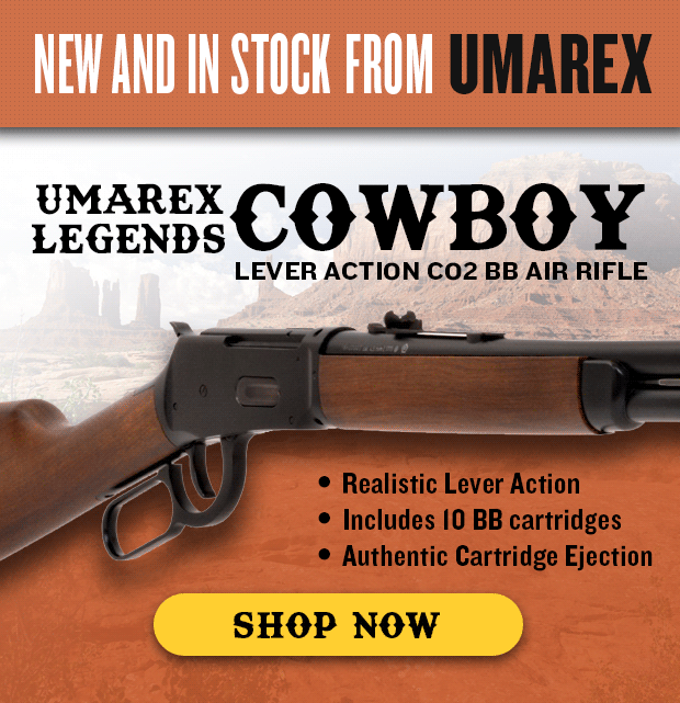 Pyramyd Air: New and in Stock Umarex Releases! | Milled