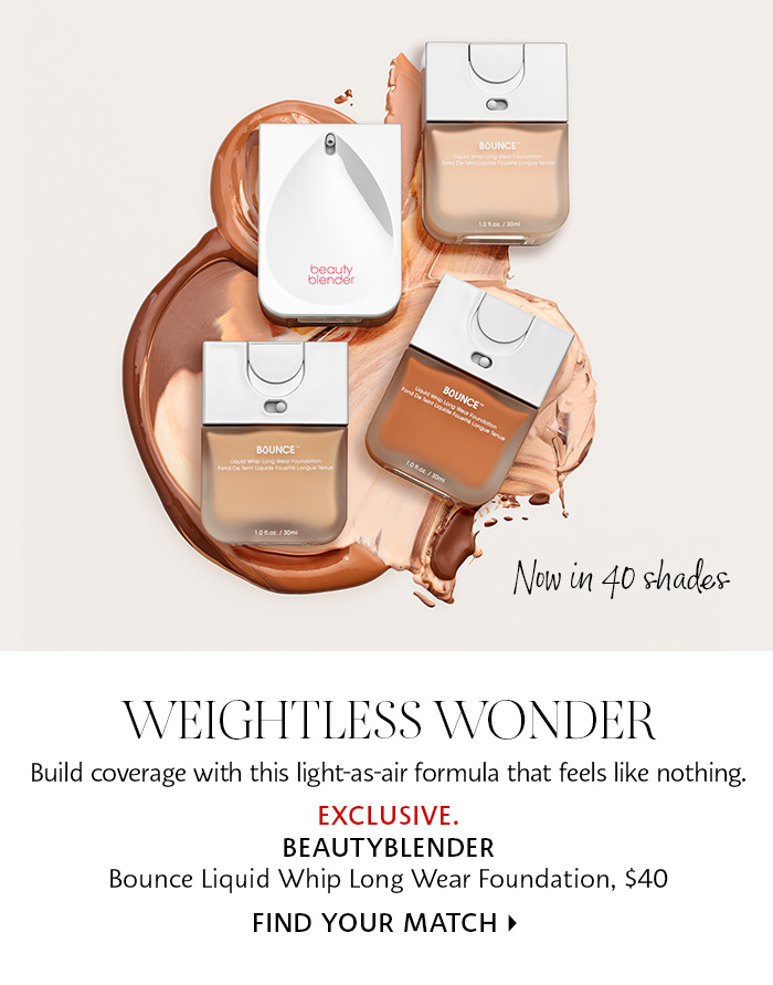Beauty Blender - Bounce™ Liquid Whip Long Wear Foundation