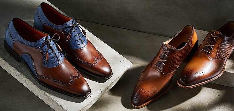 Well-Crafted Shoes With Mezlan