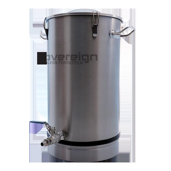 Sovereign™ Stainless Steel Fermentor