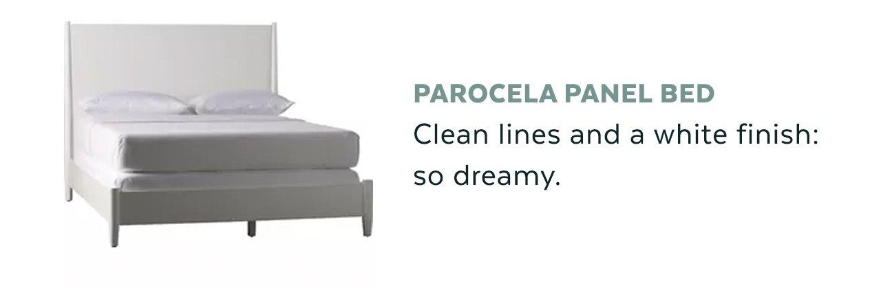 Parocela Panel Bed