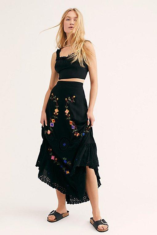 Tambourine Skirt