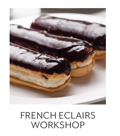 French Eclair Workshops