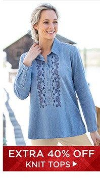 Clearance Knit Tops