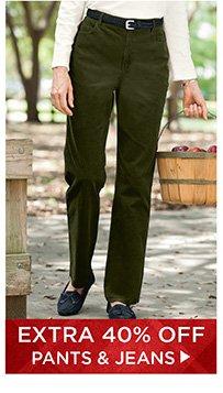 Clearance Pants & Jeans