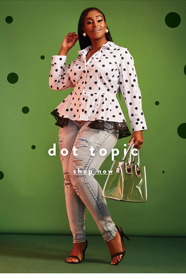 Dot Topic - Shop Now