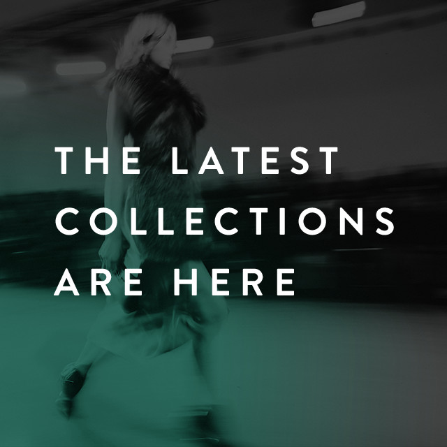 The latest designer collections are here.