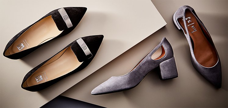 Shoe Envy With French Sole