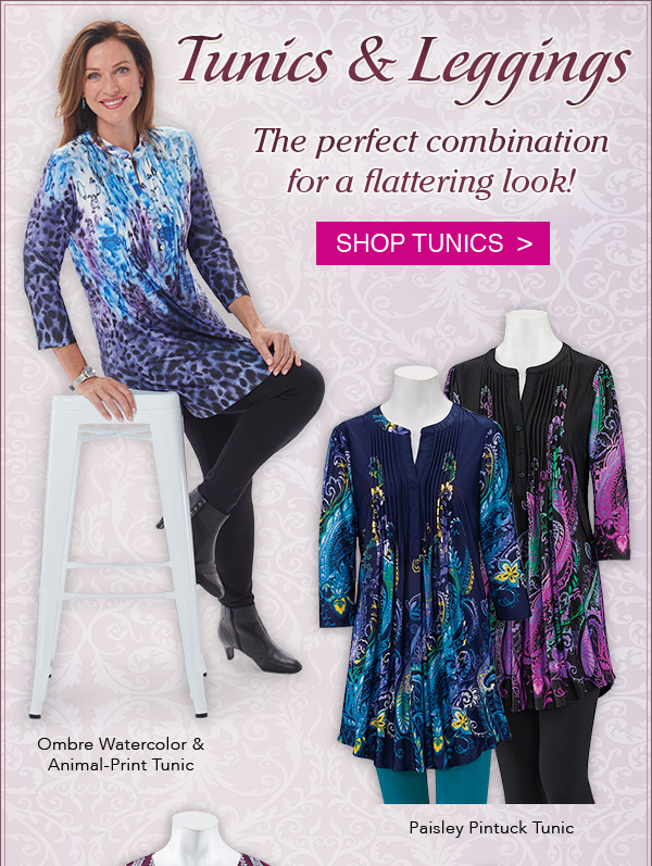 5e4ed8d42ab Serengeti Catalog: Easy & Chic Styles Just For You - Shop Tunics Now ...