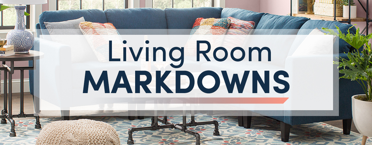 Living Room ends 1/29 9AM