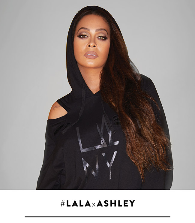 Only available at Ashleystewart.com and in select stores
