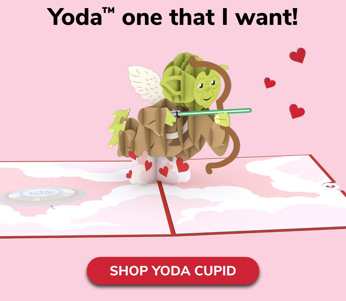 yoda cupid