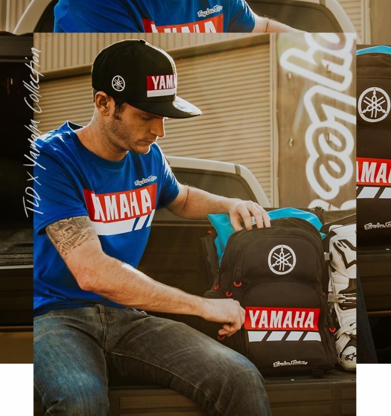 691c6ffce Troy Lee Designs: Gear up with the TLD x Yamaha Sportswear ...