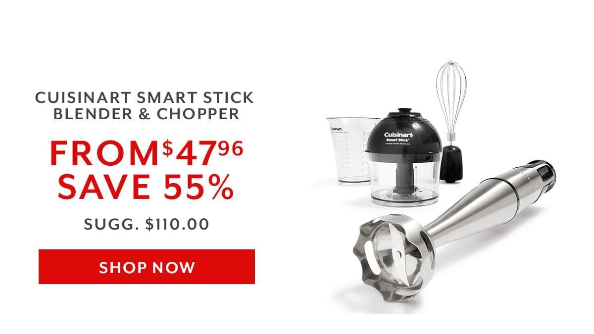 Smart Stick Blender and Chopper