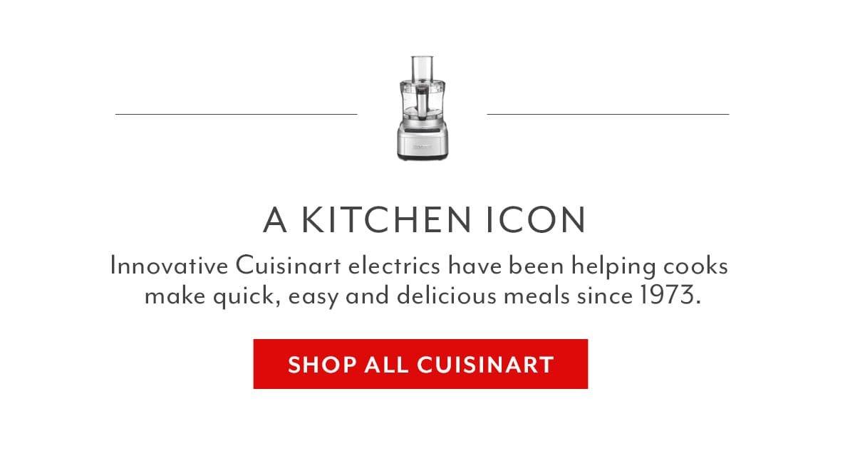 Shop All Cuisinart