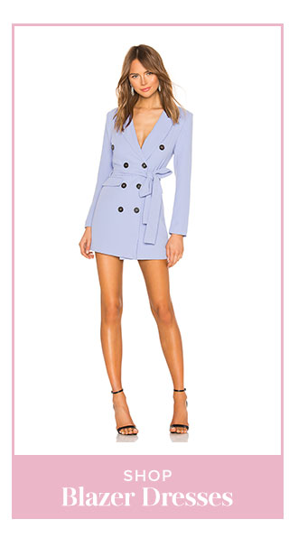 shop blazer dresses