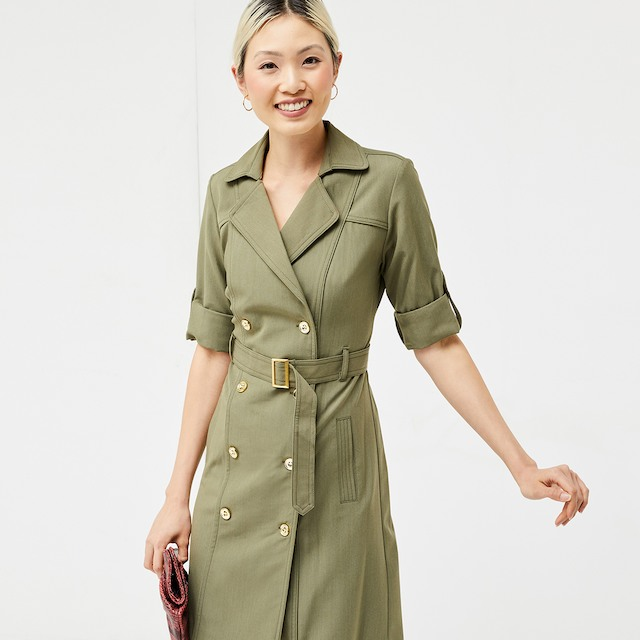 Dresses ft. Sharagano Up to 70% Off