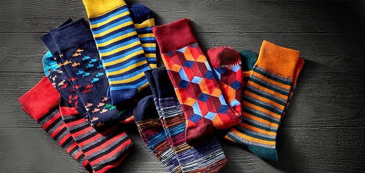 Socks & More Top-Drawer Essentials
