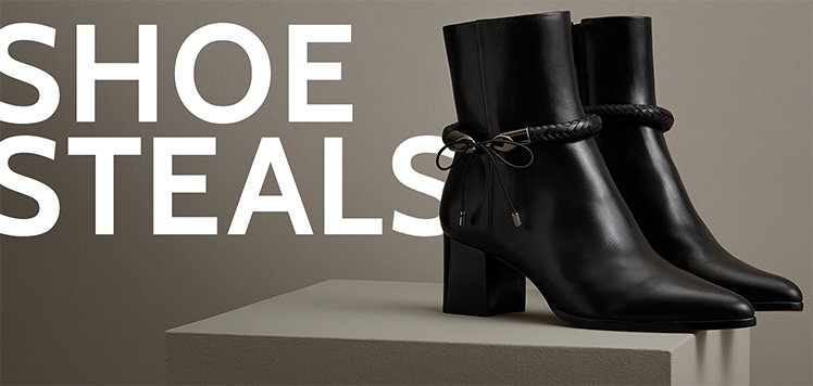 Up to 75% Off Boots & Booties