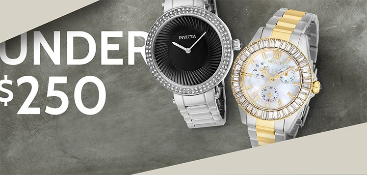 250 Watches for Women