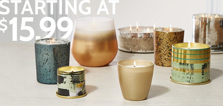 Upgrade Your Candles & Diffusers