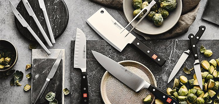 Pro-Rated Cutlery With WÜSTHOF to Shun