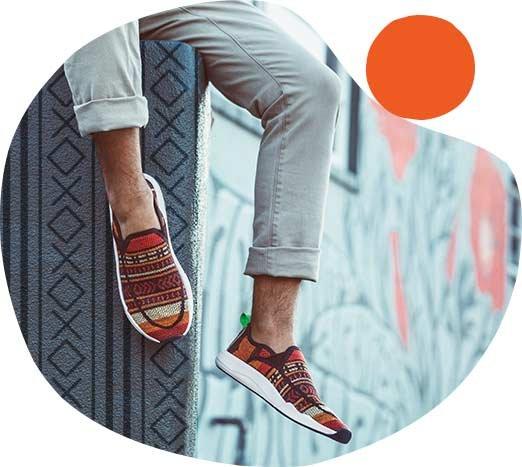 952de5089 Sanuk  Grin-troducing Furreal Classic Cord flip flops.