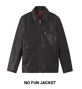 No Fun jacket