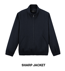 Sharp jacket