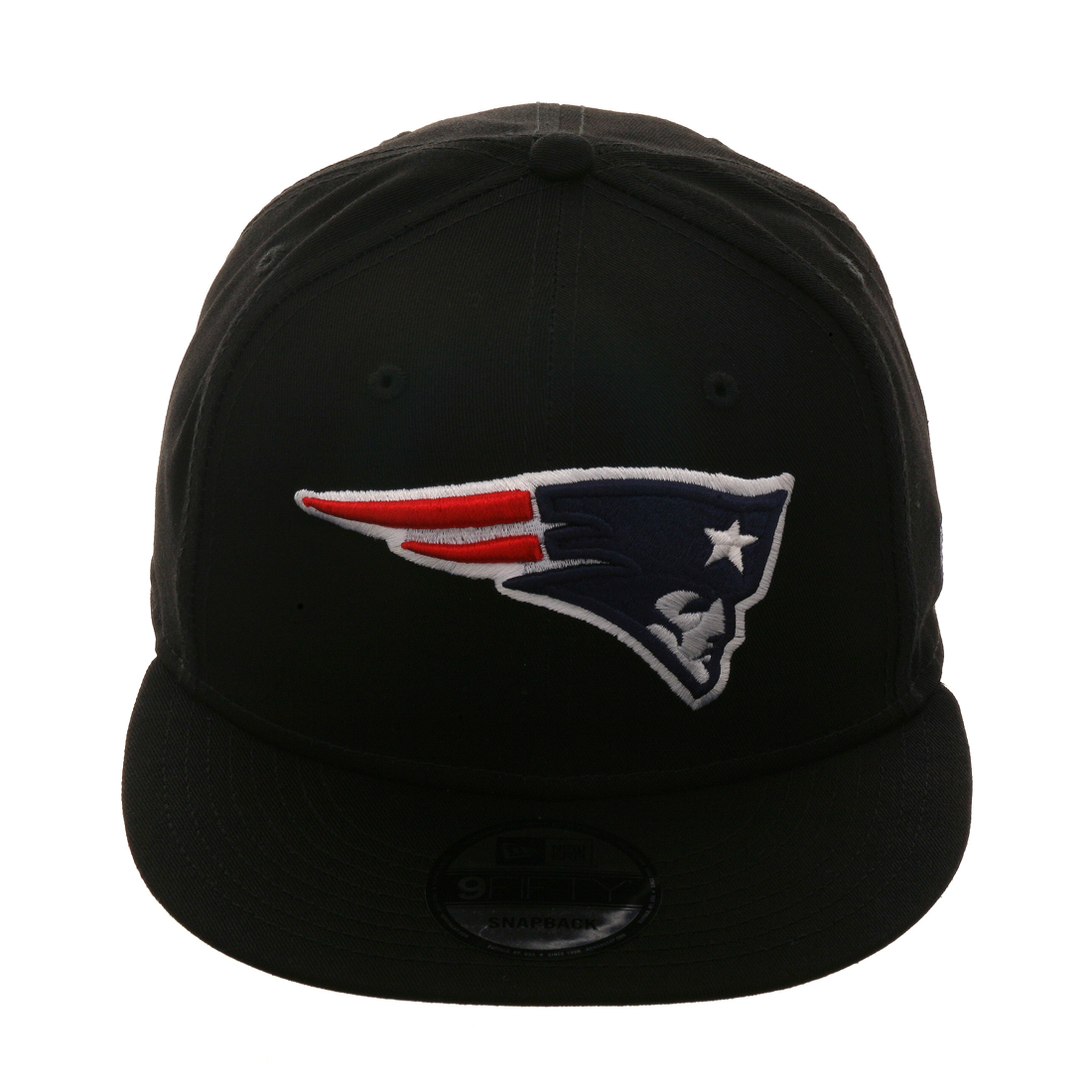 ef6fdb2e8d2 New Era 9fifty New England Patriots Snapback Hat - Black