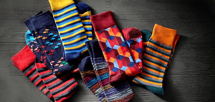 Socks & More Top-Drawer Essentials