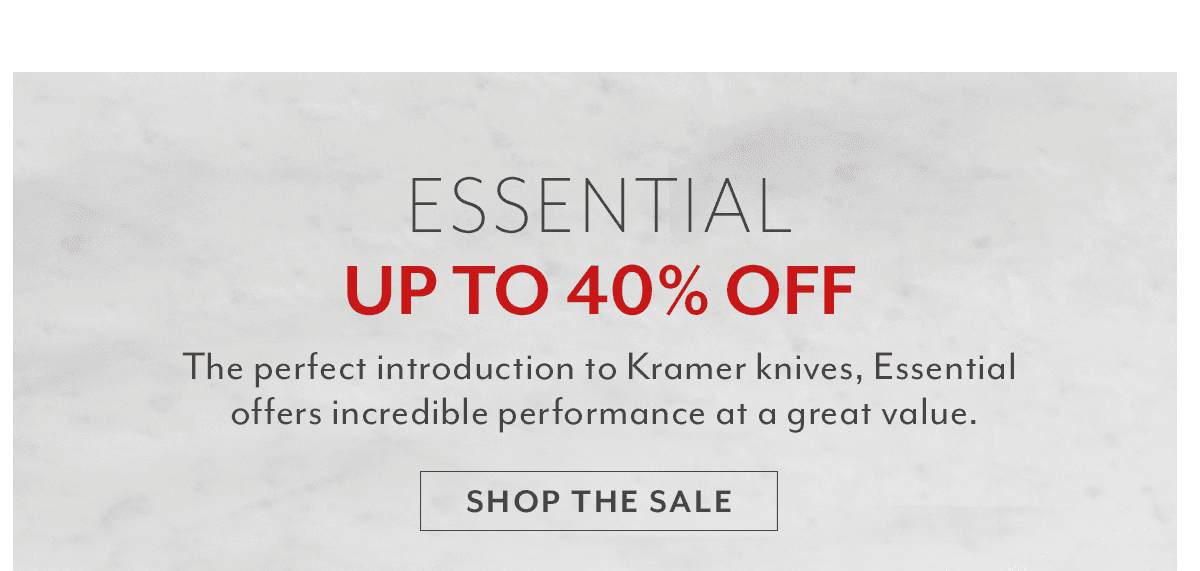 Bob Kramer Essential