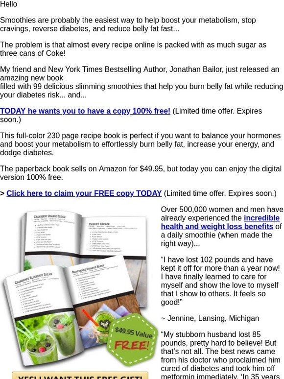 Successfactor1 - The Real Source Of Success!: Free Recipe