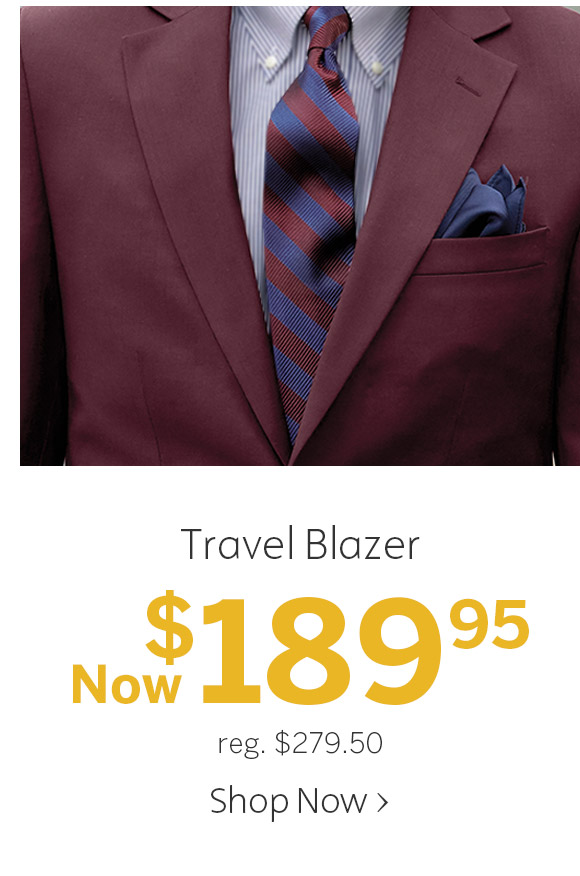 Travel Blazer