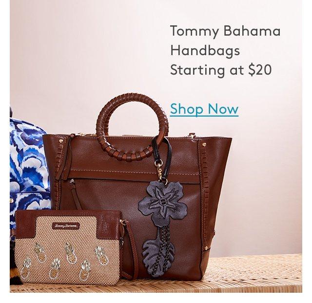 Tommy Bahama Handbags Starting at $20 | Shop Now