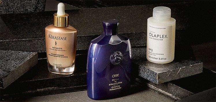 Kérastase, Oribe & More Haircare