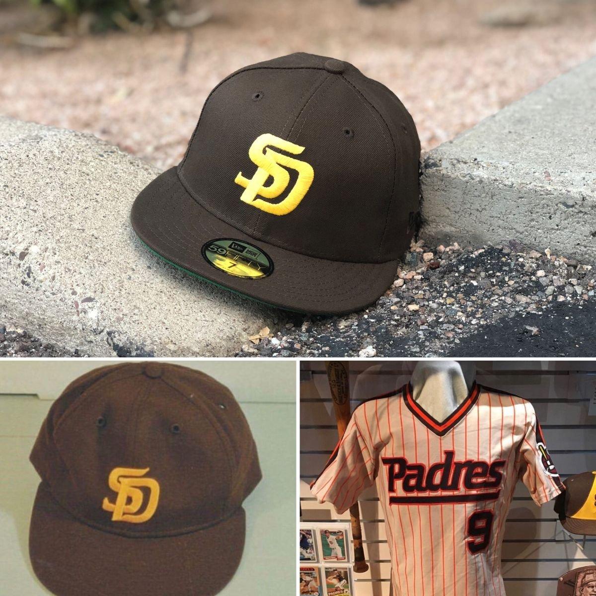 premium selection 9b9ef 9da93 The Padres Hat that never happened...🔥