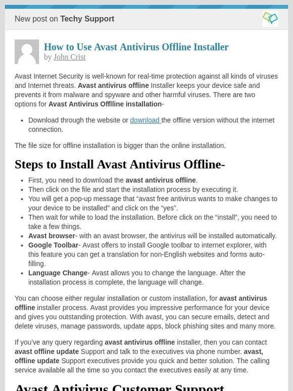 avast blocks spyware