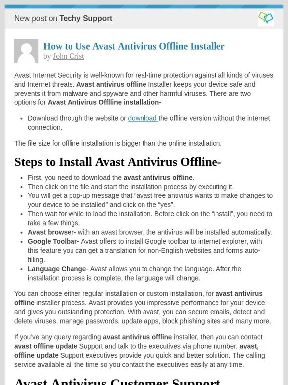avast antivirus blocking internet connection
