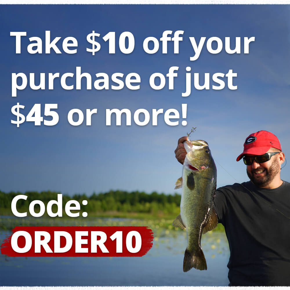 85f6cf72f0b FishUSA.com: Take $10 Off Today's Purchase + Save Up to 20% off X ...